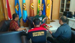 Jaga Pengamanan Kampus, Unpad Pangandaran Gandeng Perusahaan Jasa Keamanan Lokal PT Gada Elang Sakti