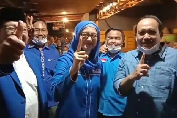 Pan, Desi Ratnasari Ajak 'Juarakan' Pangandaran, SEPUTAR PANGANDARAN