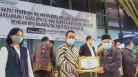 Penghargaan, KPU Pangandaran Borong Penghargaan dari KPU Jabar, SEPUTAR PANGANDARAN