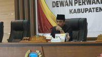 DPRD, Penyempurnaan APBD Pangandaran 2021 Selesai Dibahas, SEPUTAR PANGANDARAN