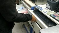 Gasak, Perampok Bersenjata Tajam Gasak Rp.38 Juta dari Minimarket di Pangandaran, SEPUTAR PANGANDARAN