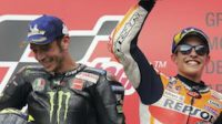 Loris Reggiani : Marc Marquez 'Kena Karma' Akibat Konflik dengan Valentino Rossi