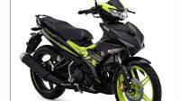 Ini Tampilan Sporty Yamaha MX King Dengan Warna Racing Baru