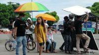 Cita Citata Syuting Serial Tiara Cinta ANTV, Salah Satu Lokasinya di Pangandaran