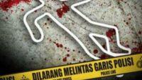 Tabrak, Inalillahi, Tabrak Truk Parkir di Pangandaran, Pengendara Beat Meninggal, SEPUTAR PANGANDARAN
