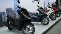 All New Honda PCX 160 Resmi Melucur di Jabar