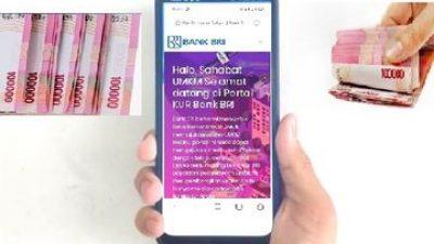 Cepet Ambil Pinjol BRI s/d Rp 50 Juta, Pengajuan Cukup dari Handphone