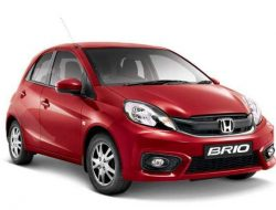 Daftar Lengkap Harga Honda Brio Generasi Kedua per Maret 2021