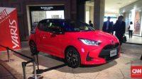 Toyota Yaris Generasi Empat Terpilih Sebagai Car of the Year 2021