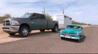 Pria di Maricopa Bikin Replika Mobil dari Kulkas Bekas