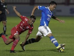 Daftar Susunan Pemain Persija vs Persib pada Leg Pertama Final Piala Menpora
