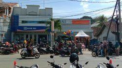 Pencairan BPUM di Pangandaran, Aparat Imbau Patuhi Prokes