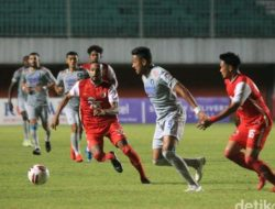 Kalah di Pertandingan Pertama, Persib Ingatkan Persija Final Piala Menpora Belum Usai