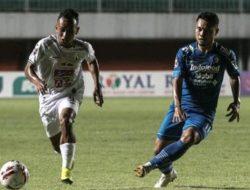 Hasil Leg I Semifinal Piala Menpora : Persib Kalahkan PSS 2-1