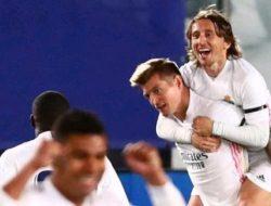 Madrid dan Man City Aman di Liga Champions Meskipun Gabung dengan European Super League