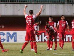 Hasil Final Piala Menpora: Persija Juara, Kalahkan Persib
