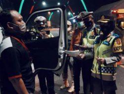 Nekat Mudik Lebaran, Sejumlah Kendaraan di Banjar Diipaksa Putar Balik