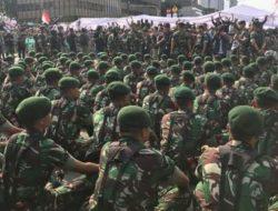 Kodam Jaya Terjunkan 2.000 Personel untuk Cegah Mudik dan Takbiran