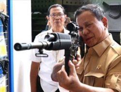 Pindad Klarifikasi 25 Ribu Senjata yang Dipesan Kemenhan