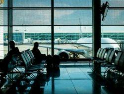 Penumpang Terpantau Sepi di Bandara Juanda H-2 Lebaran 2021