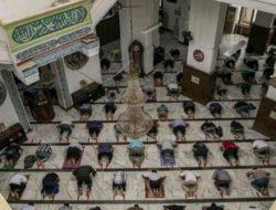11.281 Aparat Diterjunkan untuk Kawal Salat Id di 2.922 Masjid Jabodetabek